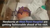 West Penn dresses newborns up like Elton John