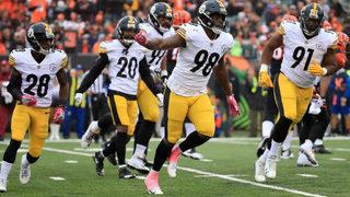 Steelers stun Bengals with last-minute TD in 28-21 win