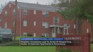 Complaints from neighbors lead to arrest of alleged drug dealer