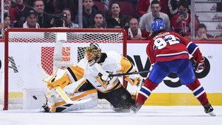 Byron, Drouin lead Canadiens past Penguins in shootout