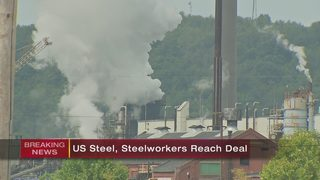 U.S. Steel, United Steelworkers reach tentative agreement