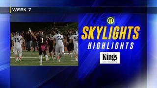 Skylights Highlights Week 7