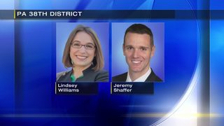 Lawsuit filed in battle for Pa. Senate seat