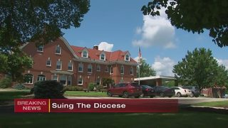 Man sues Greensburg diocese over alleged abuse at hands of priest