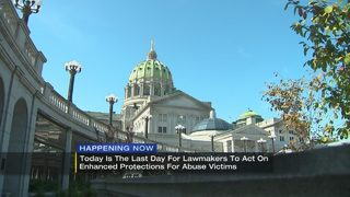 Pa. bill on church sex abuse stuck on question of lawsuits