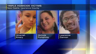 Person questioned in connection with New Castle triple homicide