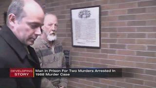 Police arrest murder suspect in 1988 cold case