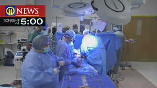 TONIGHT AT 5: Surgeons transplanting organs into HIV-positive patients for first time in history
