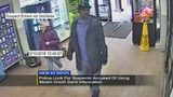 Suspects wanted for credit card fraud in Wilmerding