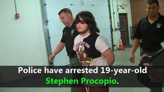 VIDEO: Suspect arrested in New Castle murders