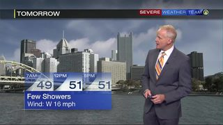 Look for big changes in the weather this weekend