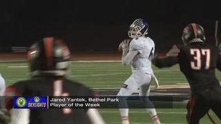 Skylights 2018: Week 7 Player of the Week - Jared Yantek