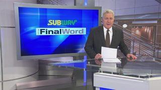 The Final Word - Segment 1 (10/21/18)