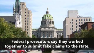 VIDEO: 4 home health care workers charged in multimillion dollar Medicaid scheme