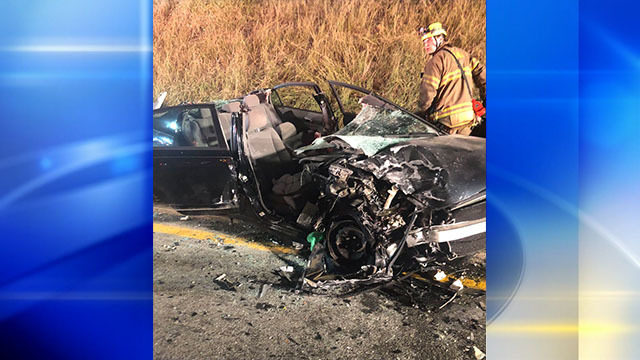 ROUTE 28 CRASH: Several hospitalized after wrong-way crash shuts