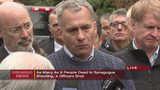 FULL VIDEO:  Pittsburgh police, officials provide update about Squirrel Hill shooting
