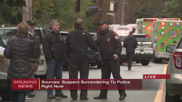 PITTSBURGH SHOOTING: 70-year-old synagogue shooting victim released