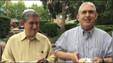 David Rosenthal, left, and Cecil Rosenthal were killed in the Pittsburgh synagogue shooting. They lived in Squirrel HillPhoto Credit: CNN