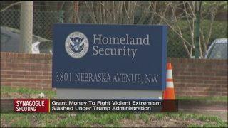 Grant money to fight violent extremism slashed under Trump Administration