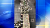 Evidence seized in drug raid. (Photo courtesy of the Duquesne Police Department)