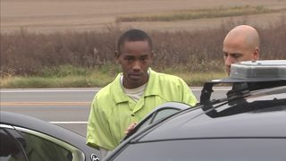 Triple murder suspect returns to Pa., another faces judge