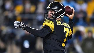 Steelers QB Roethlisberger returns to game against Oakland Raiders