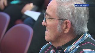 Vietnam veteran receives high school diploma 56 years later