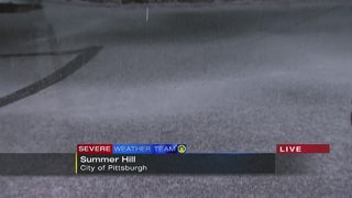 PITTSBURGH WEATHER: LIVE UPDATES: Windy, few snow showers