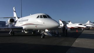 VIDEO: Biz jet business is taking off