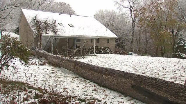 PITTSBURGH POWER OUTAGES: LIVE UPDATES: Thousands without power