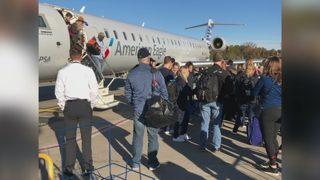 Plane carrying Pitt cheerleaders forced to make emergency landing