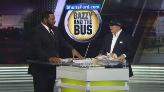 Bazzy and the Bus (11/17/18)