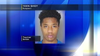 Teen says he was 'messing around