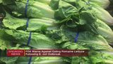 CDC warns consumers to avoid eating any romaine lettuce amid E. coli outbreak