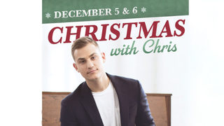 Win VIP Tickets to Christmas With Chris Jamison