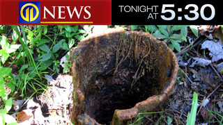 TONIGHT AT 5: Abandoned oil wells hidden under thousands of local properties