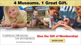 Win a Family Membership to all 4 Carnegie Museums