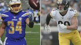 Two sets of brothers face off in Steelers Chargers game