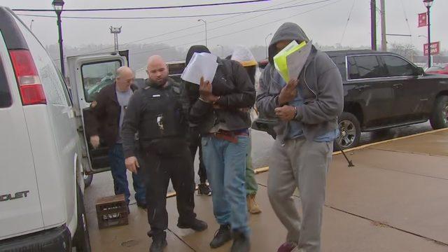 MON VALLEY DRUG ARRESTS:Police release names of 32 arrested