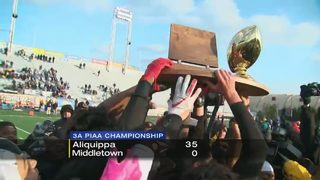 Aliquippa wins first state title since 2003