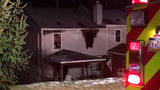 3 people taken to hospital after townhouse fire