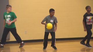 Big Brothers Big Sisters holds holiday party