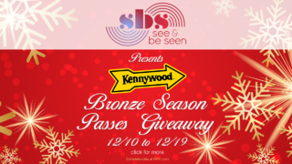 Enter to win Family 4-Pack Bronze Season Pass to Kennywood