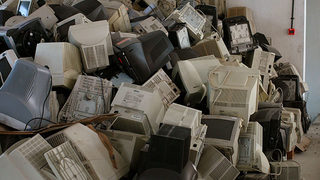 E-waste like TVs, computers could soon be easier to recycle in Pittsburgh