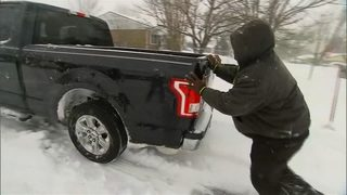 Winter storm cripples communities from Texas through Virginia, claiming at least three lives