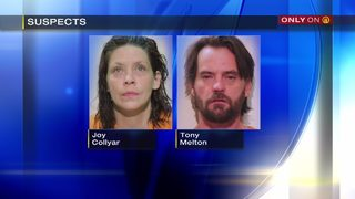 Couple arrested in Washington Co. accused of series of thefts from across U.S.