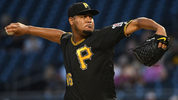 Ivan Nova delivers a pitch in the first inning during the game against the Milwaukee Brewers at PNC Park on September 21, 2018 in Pittsburgh, Pennsylvania. (Photo by Justin Berl/Getty Images)