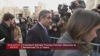 Michael Cohen, President Trump