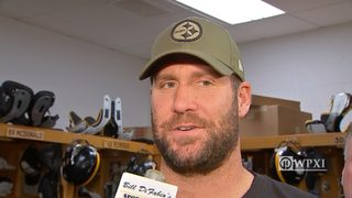 RAW VIDEO: Ben Roethlisberger interview