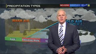 Warming temperatures and rain in the forecast for the days ahead